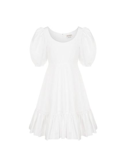 Платье Alexander McQueen, 122 000 руб. (tsum.ru)
