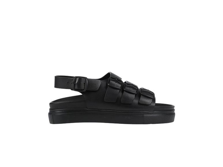 Мужские сандалии Neil Barrett, 20 500 руб. (yoox.com)