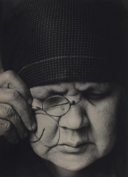 Александр Родченко. «Портрет матери фотографа», 1924