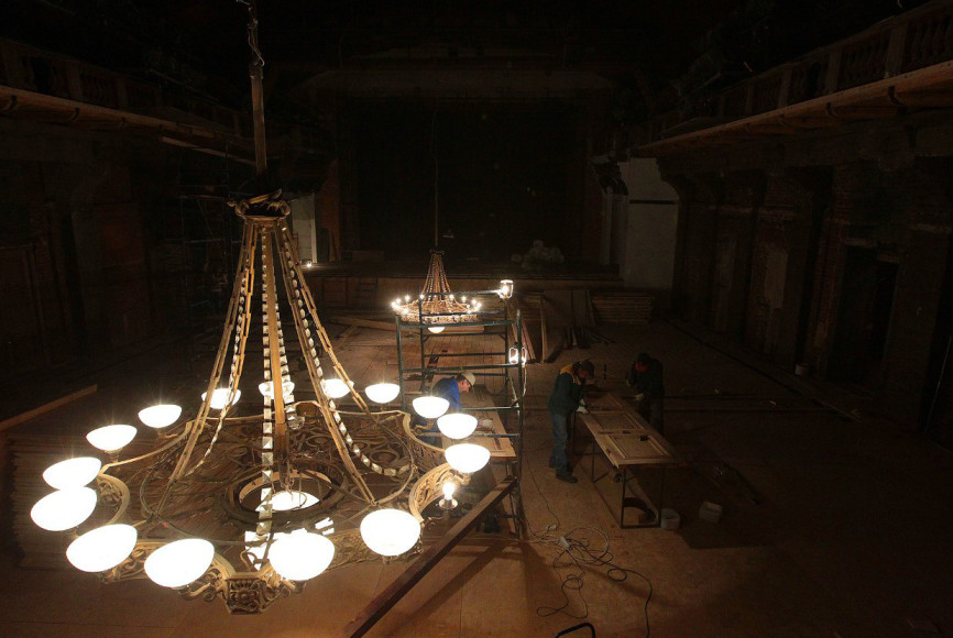 Обновление «Гоголь-центра»