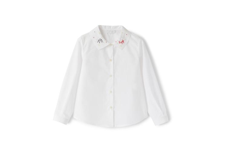 Блуза Il Gufo, 9620 руб. («Даниэль»)
