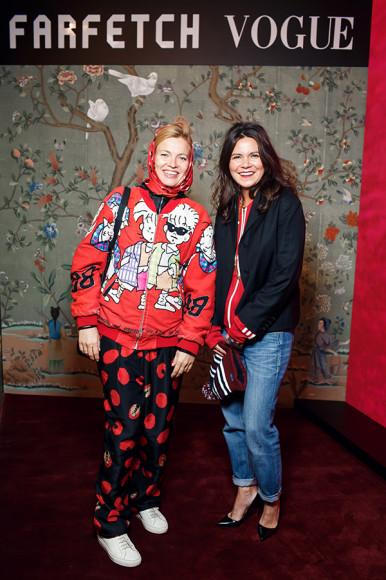 Ольга Самодумова и Наталья Туровникова