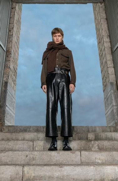 Dries Van Noten, осень-зима 2021/22