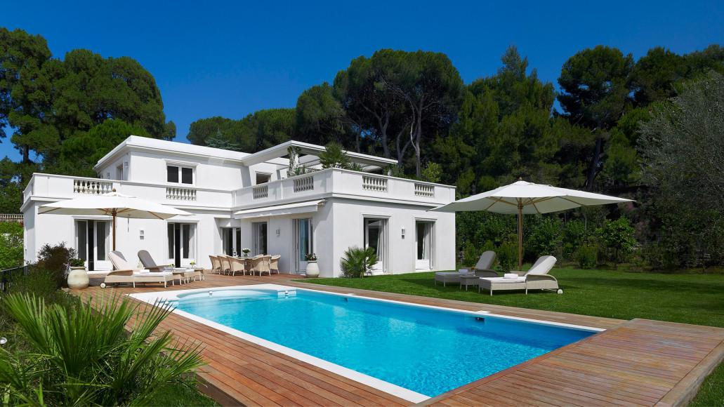 Villa Eleana в Hotel du Cap-Eden-Roc