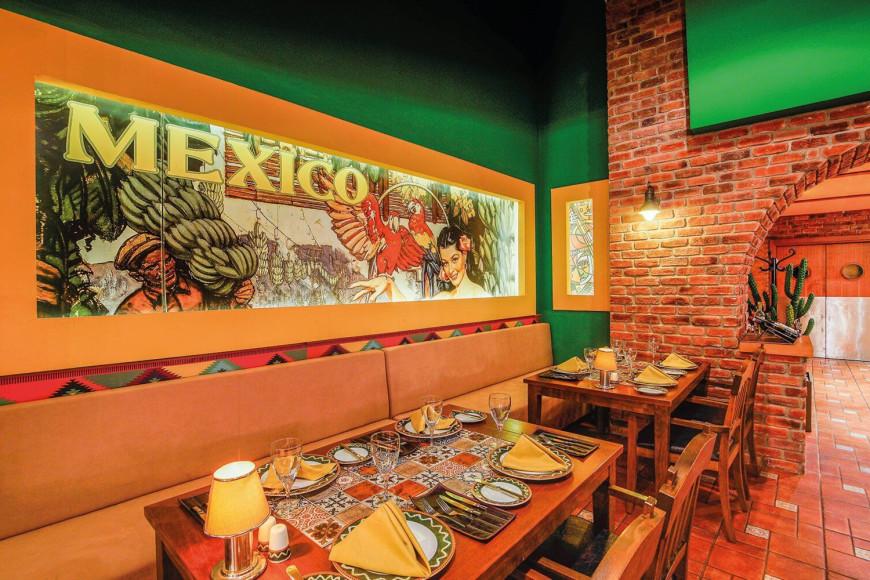 Ресторан «Mexico» в отеле Limak Lara Deluxe Hotel & Resort (Limak Lara)