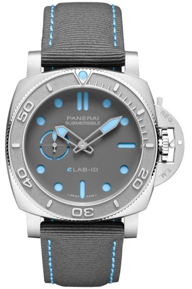Часы-концептSubmersible eLAB-ID, Panerai