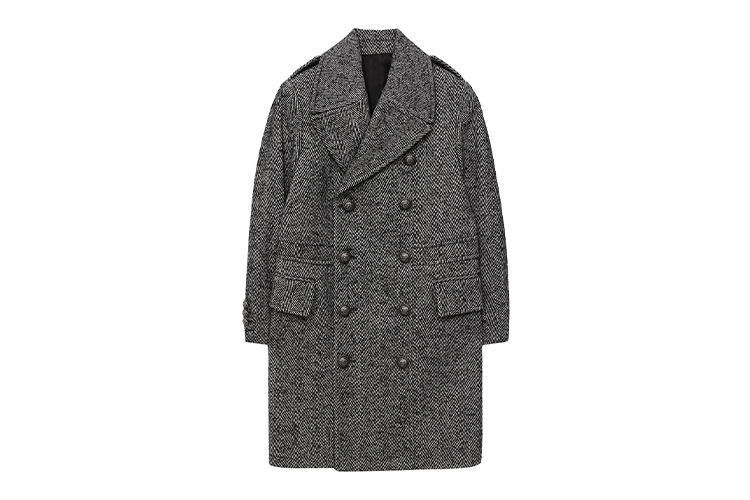 Пальто Balmain, 58 300 руб. (ЦУМ)