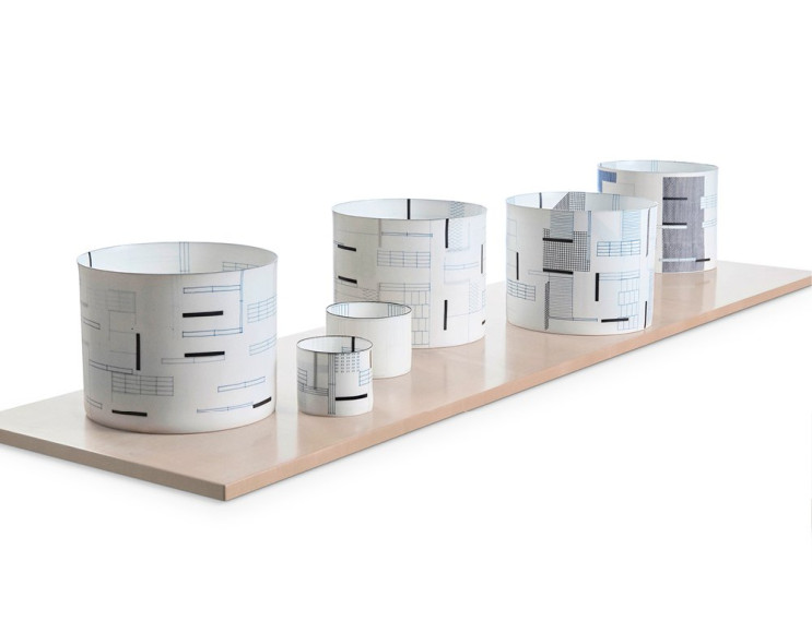 Работа Fence (керамика), Бодил Манц (Дания)
