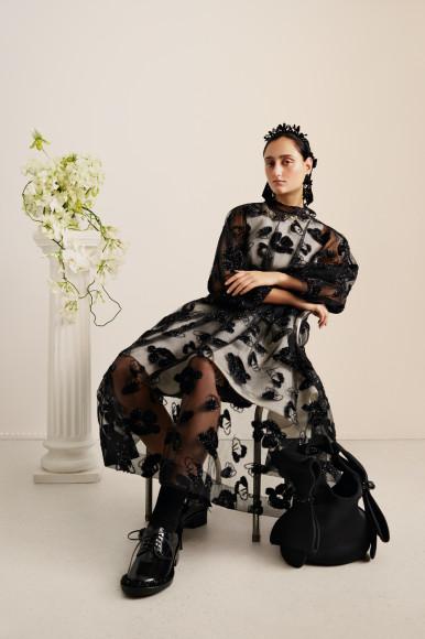Коллаборация H&M X Simone Rocha