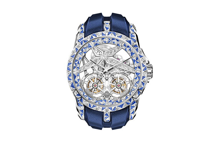 Часы Excalibur Superbia, Roger Dubuis