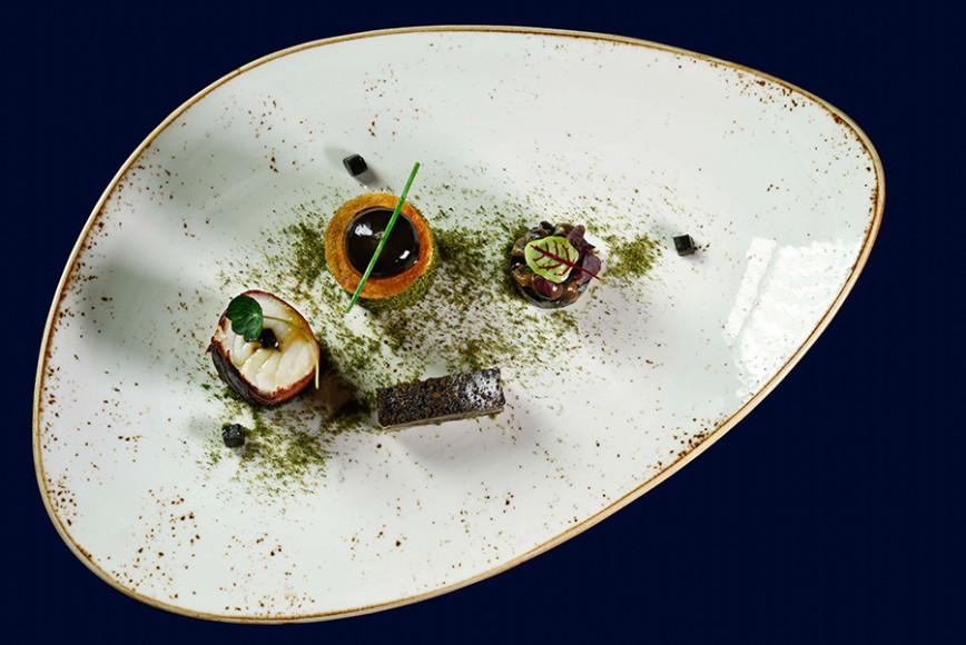 Блюдо от Grégoire Berger, Африка Ближний Восток