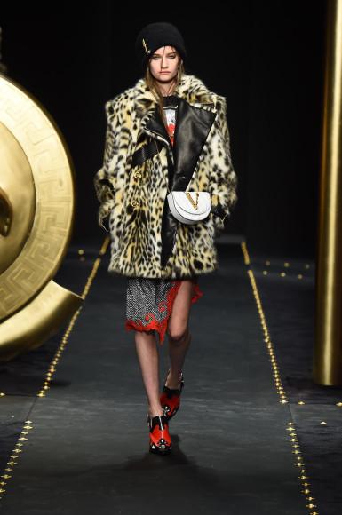 Versace, осень-зима 2019/20