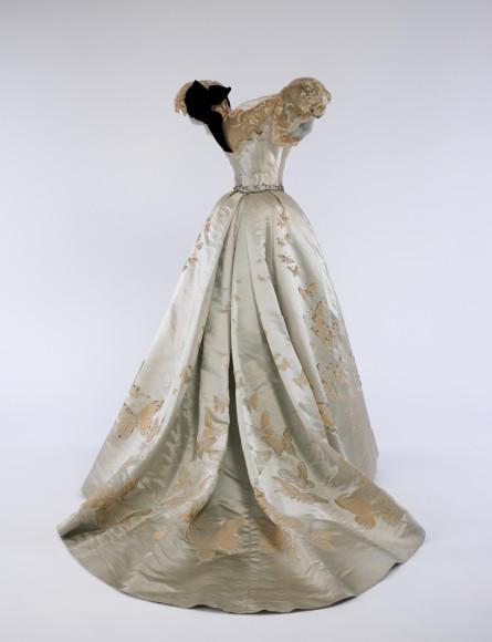 Платье по эскизуЖана ФилиппаВорта для модного домаHouse of Worth, 1898