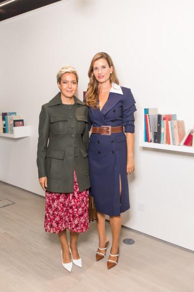 Ксения Чилингарова и Екатерина Винокурова