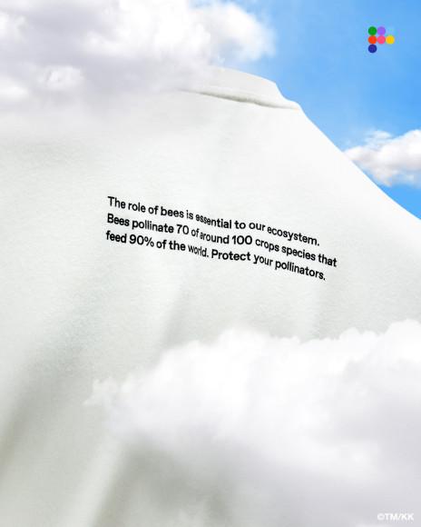 Коллабрация The Pangaia x Takashi Murakami