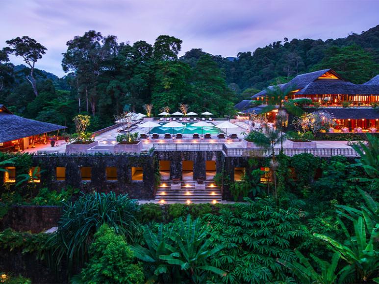 Отель The Datai Langkawi