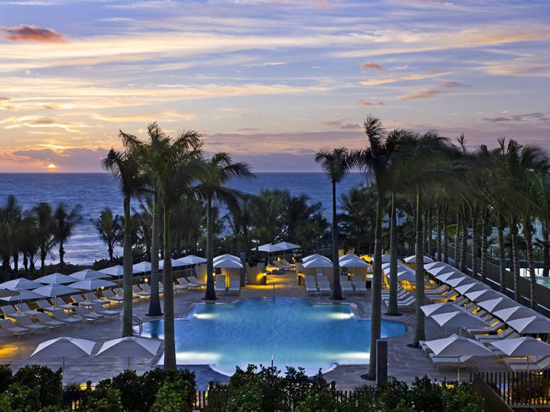 Фото: пресс-служба The St. Regis Bal Harbour Resort
