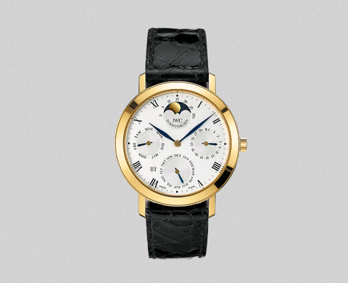 Часы с вечным календарем Romana, 1995