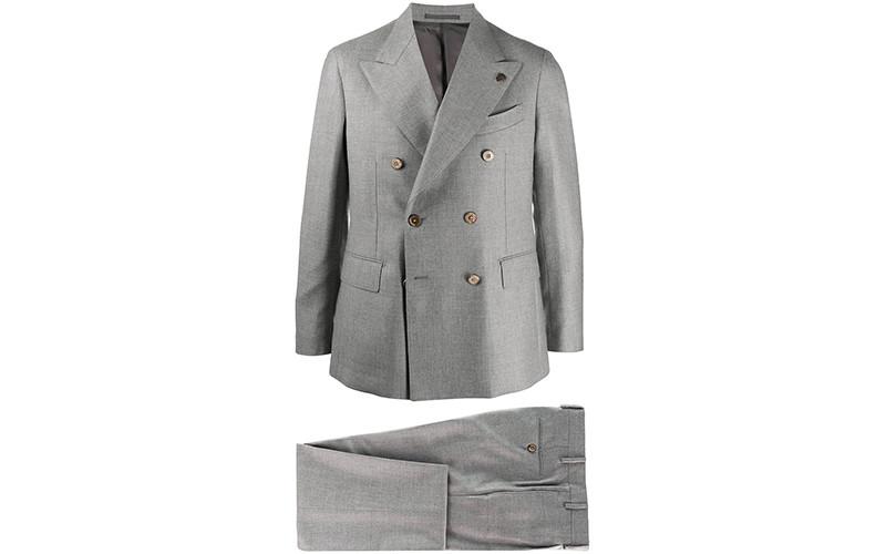 Мужской костюм Gabriele Pasini, 75 322 руб. (farfetch.com)