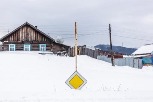 Антон Климов, фото из проекта «Глубокая вода» (2015-2019), выставка «Немосква не за горами» в «Манеже»