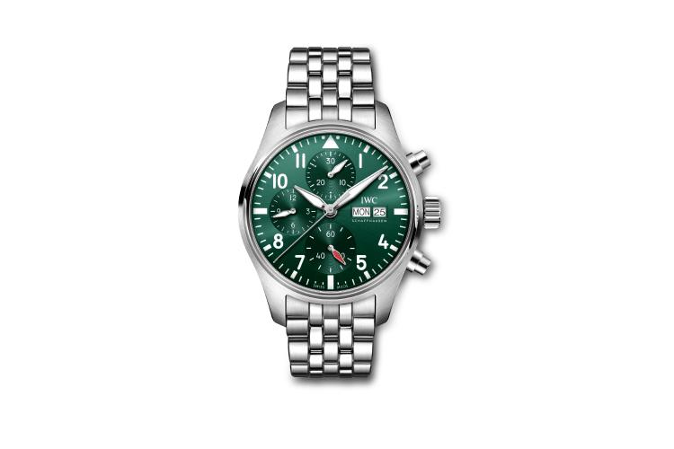 Часы Big Pilot's Watch Chronograph 41, IWC
