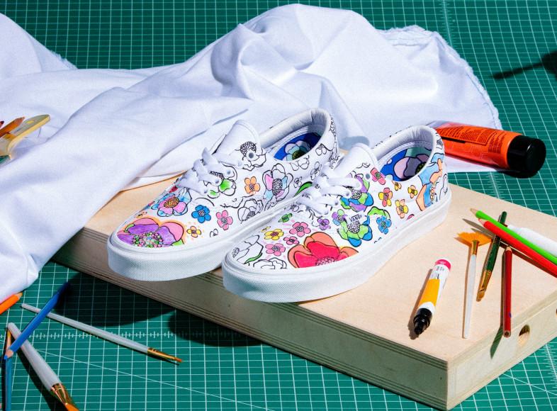 Коллекция Vans U-Color