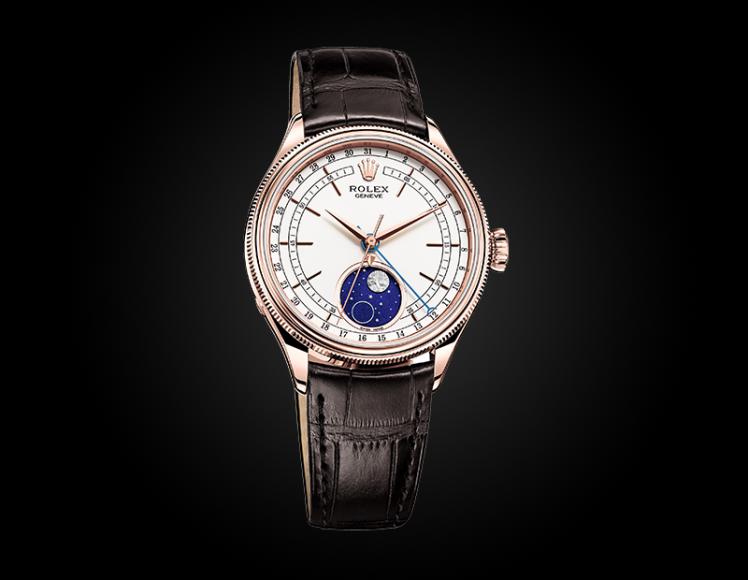 Cellini Moonphase, Rolex, розовое золото — ₽ 1 554 400