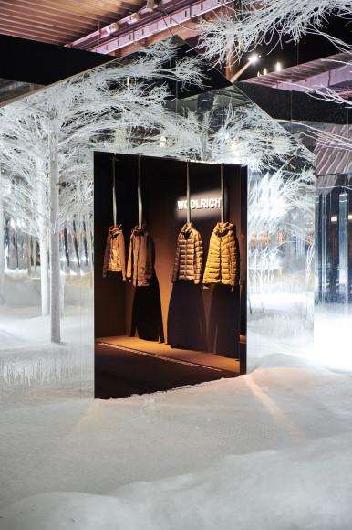 Woolrich,осень-зима 2020/21