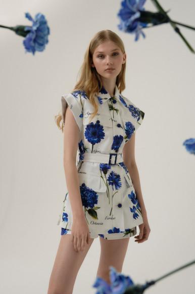 Коллекция Blue Garden, Dolce&Gabbana