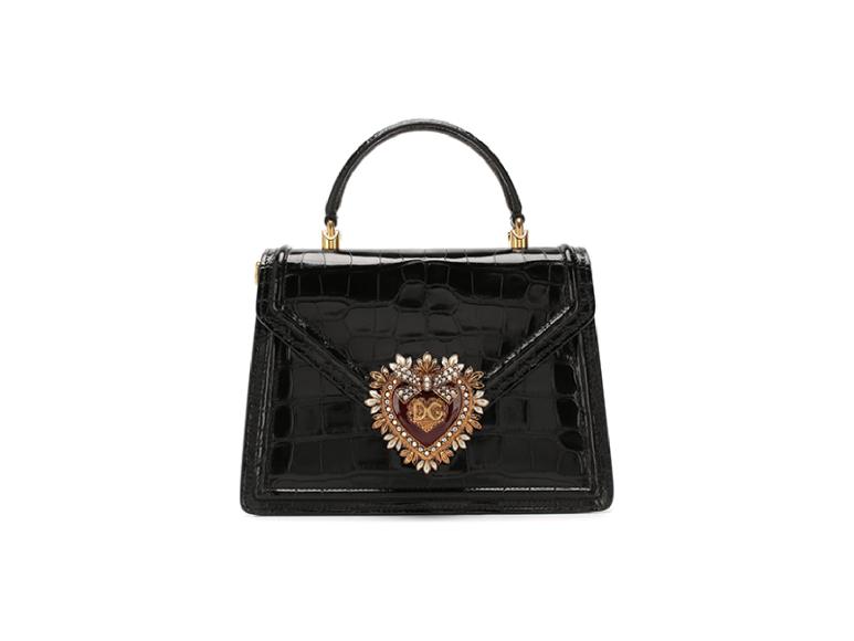 Сумка Dolce & Gabbana, 1 305 000 руб. (Третьяковскийпроезд)
