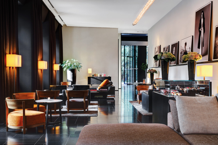 Фото: пресс-служба Bulgari Hotel Milano