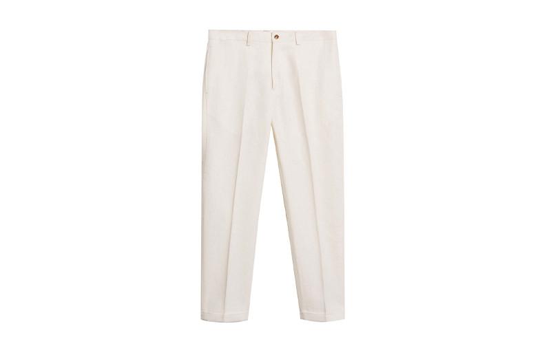 Мужские брюки Mango, 6499 руб. (Mango)