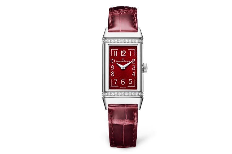 Часы Reverso One Red-Wine, Jaeger-LeCoultre