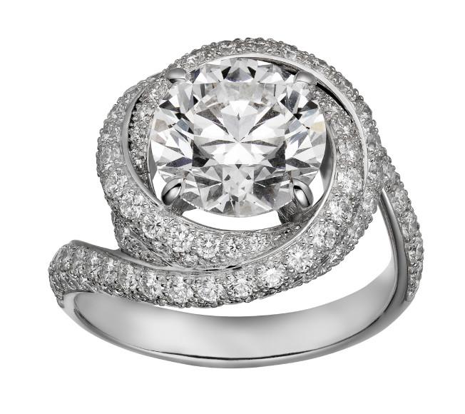 Свадебное кольцо Trinity Ruban, 2014 год