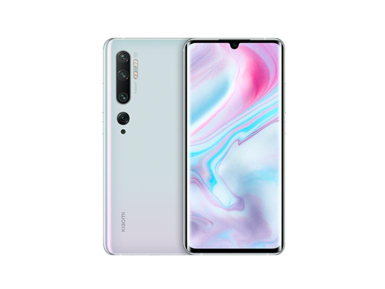 Мобильный телефон Xiaomi Mi Note 10, 128 GB, 39990 руб. (магазины «Связной»)