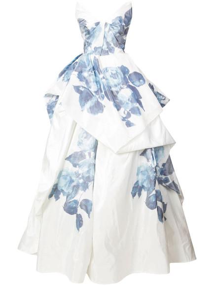 Платье Monique Lhuller (farfetch.com) — 429774 руб.