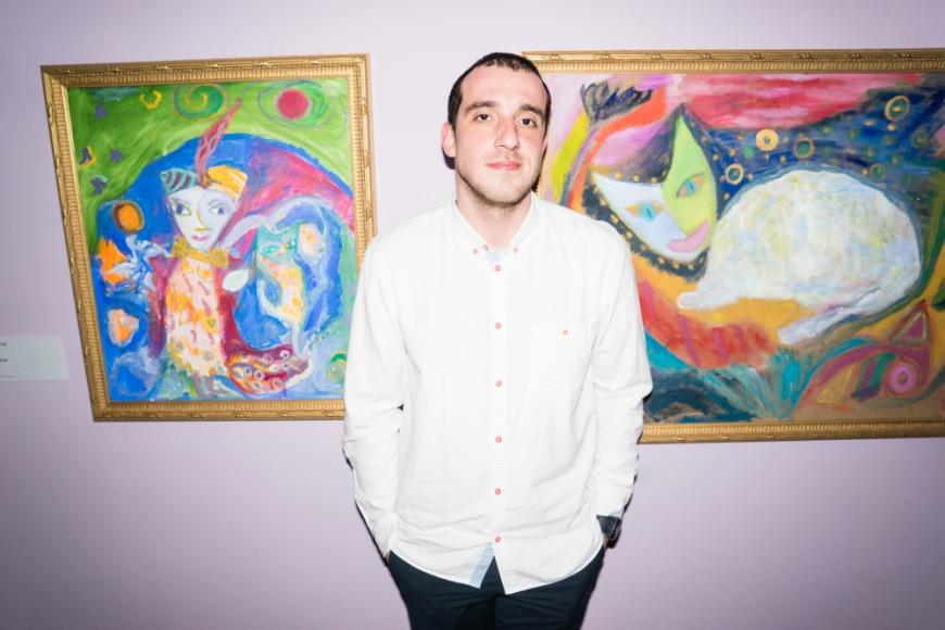 Павел Вардишвили, Interview