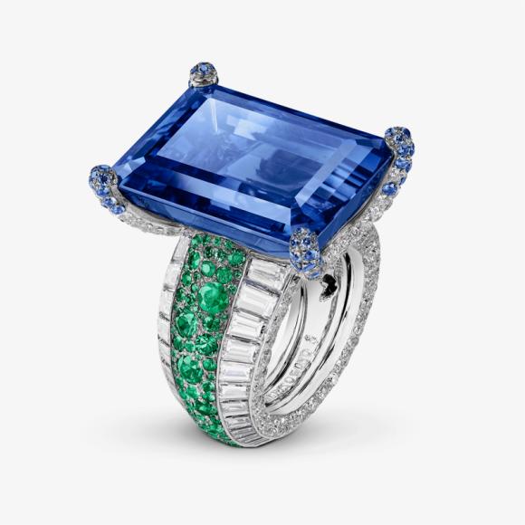 Кольцо High Jewellry, de Grisogono