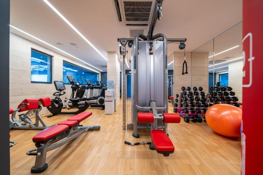 Фитнес-центр Tony Gym