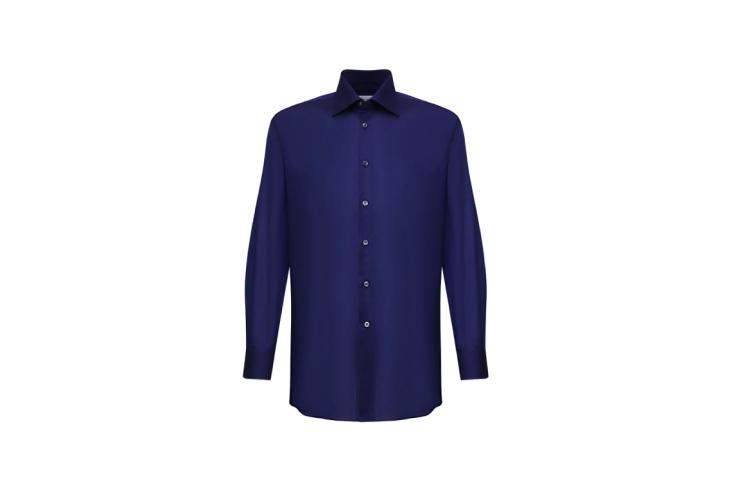 Рубашка Brioni, 54 450 руб. (Кутузовский проспект)