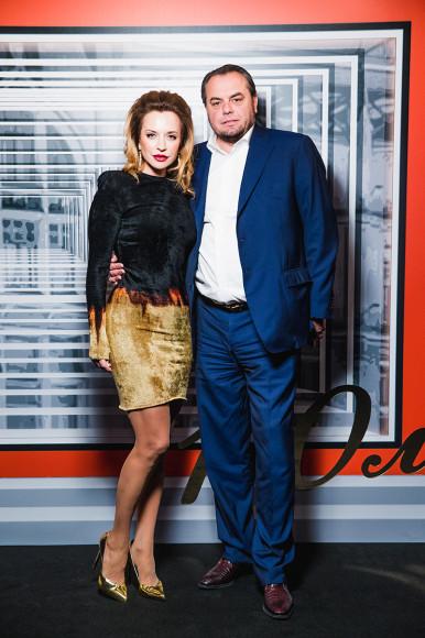 Виктория Шелягова и Олег Шелягов