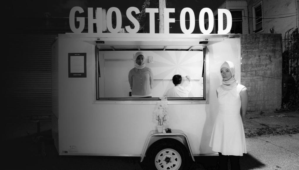Фудтрак Ghost Food