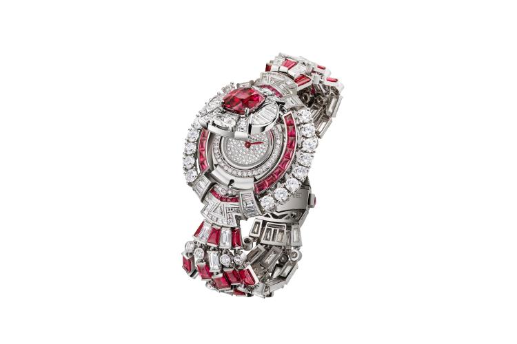 Часы Magnifica Ruby Metamorphosis