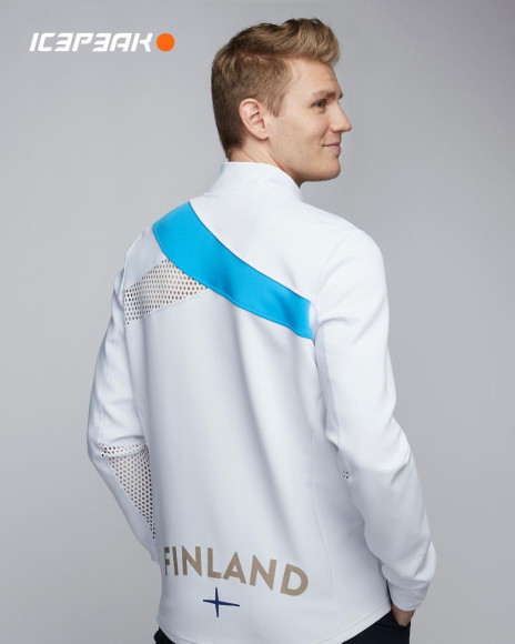 Форма Icepeak для сборной Финляндии