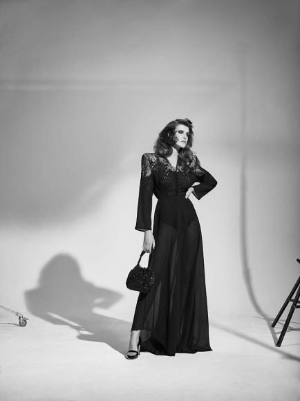 Ulyana Sergeenko Couture, осень-зима 2020/21