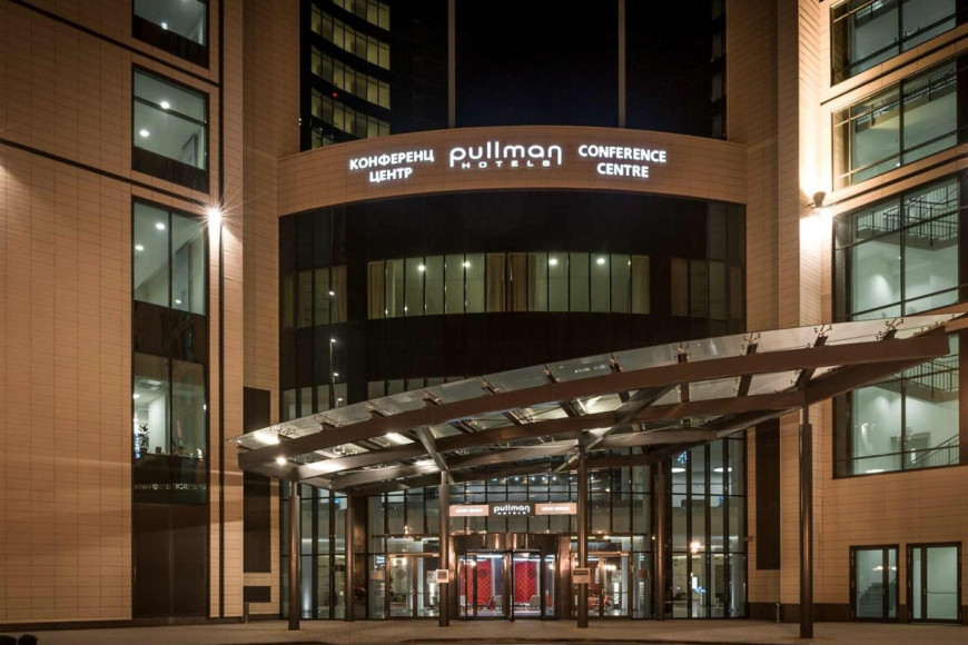 ОтельPullman Sochi Centre Hotel