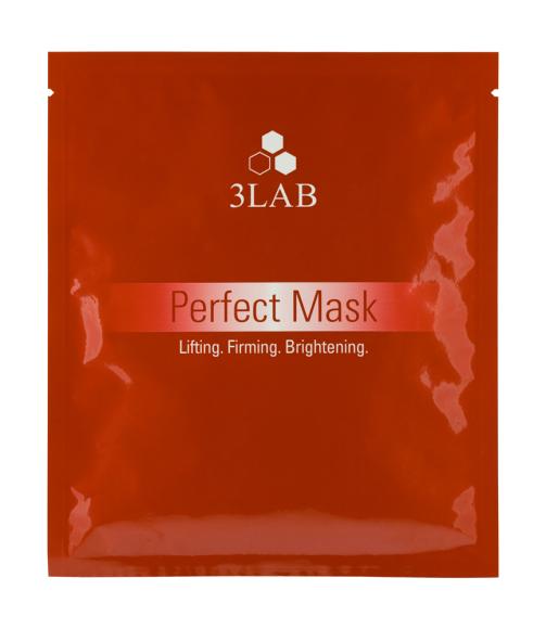 Увлажняющая и подтягивающая кожу маска «Perfect Mask» с пептидами, 3 Lab