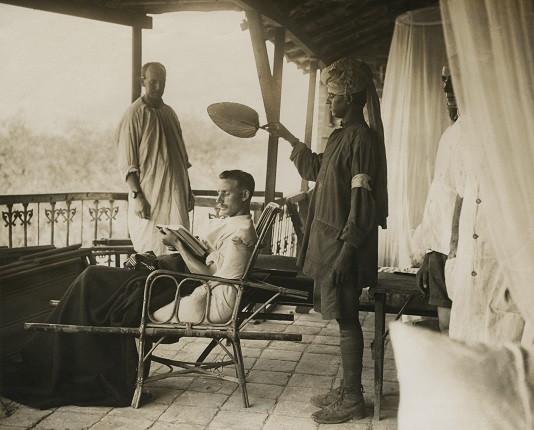 Неизвестный автор. «Британские войска в Месопотамии», 1914-1918
