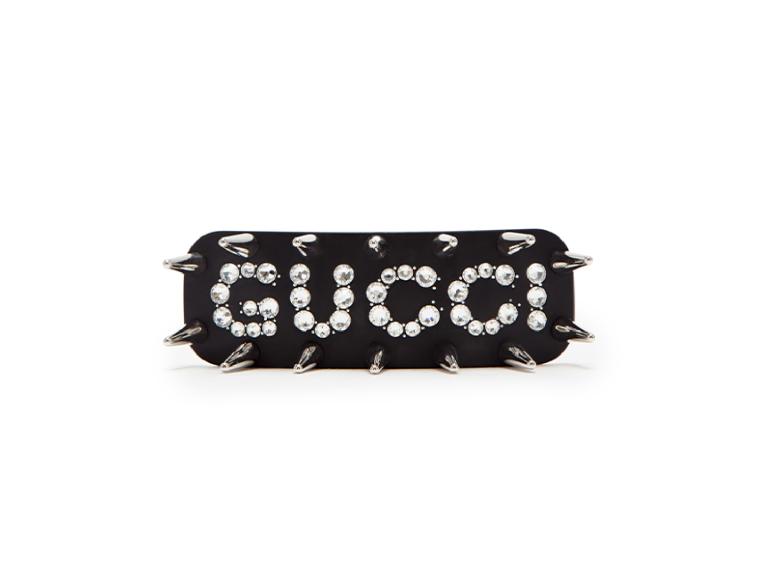 Заколка Gucci, 59 300 руб. (Aizel)
