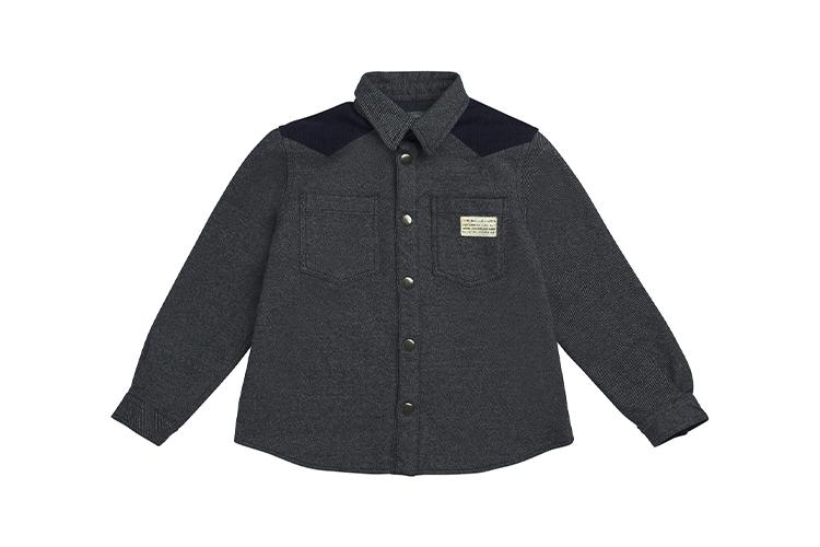 Рубашка Bonpoint, 11 500 руб. (Aizel)